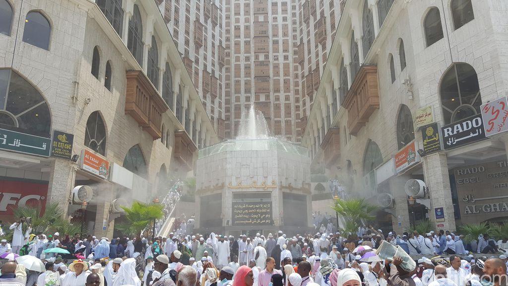 WNI Haji Backpacker yang Dideportasi dari Jeddah Dilarang Masuk Saudi 10 Tahun