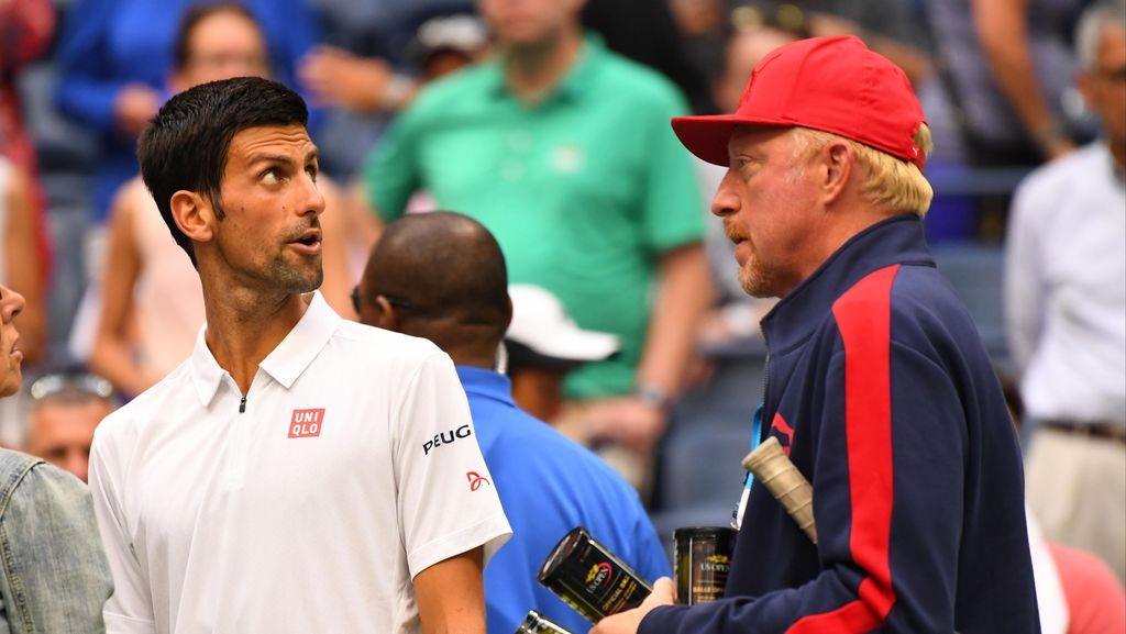 Lawan Cedera di Tengah Laga, Djokovic Lolos ke Babak Keempat
