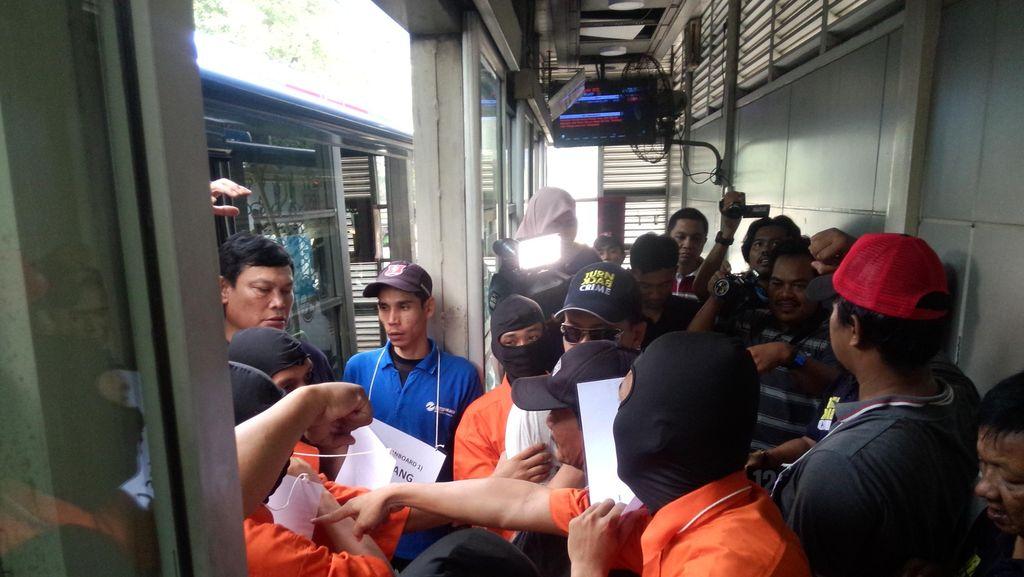 Polisi: Pengeroyok Andrew di TransJ Tidak Ada Kaitan Kelompok Anti Ahok