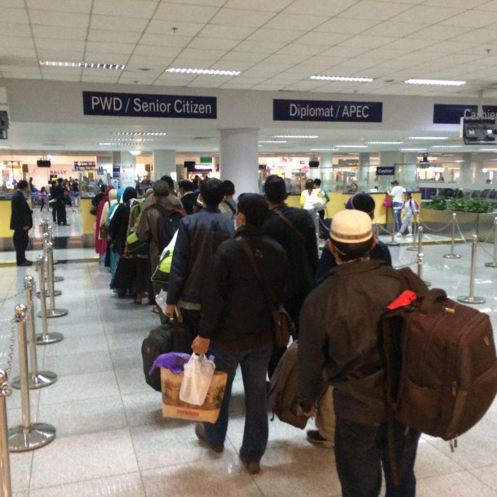 Polri: 26 WNI Gunakan Paspor Filipina untuk Berhaji