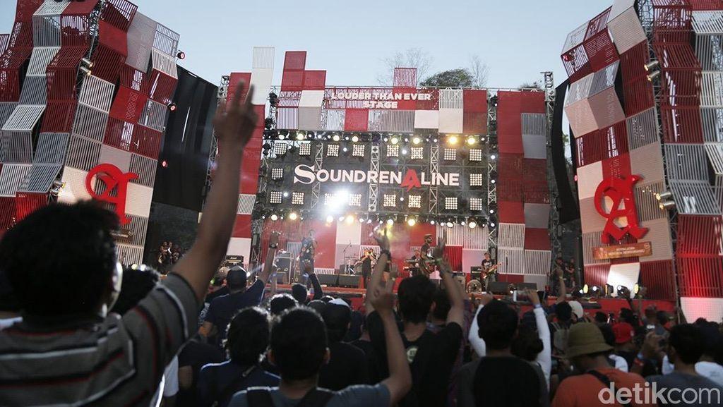 Soundrenaline 2016: Mewah, Bukan Cuma Soal Musik