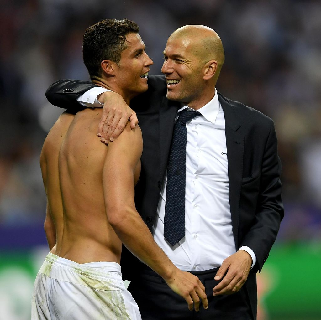 Zidane: Ronaldo Pantas Raih Ballon dOr
