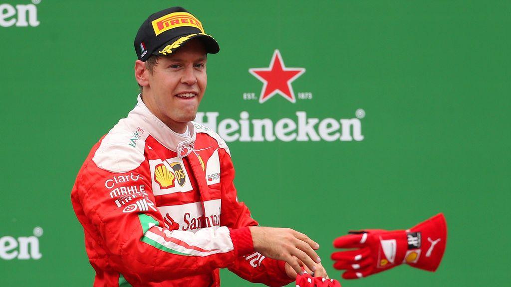 Vettel Yakin Ferrari Akan Kembali Berjaya, tapi ...