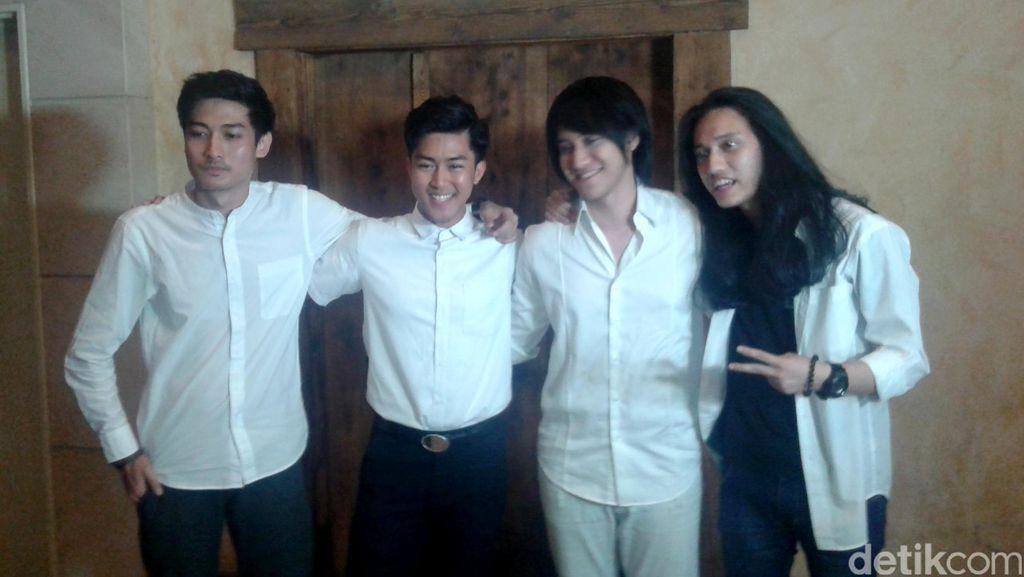 Terinspirasi Drama Asia, Kevin Aprilio Bikin Band Baru