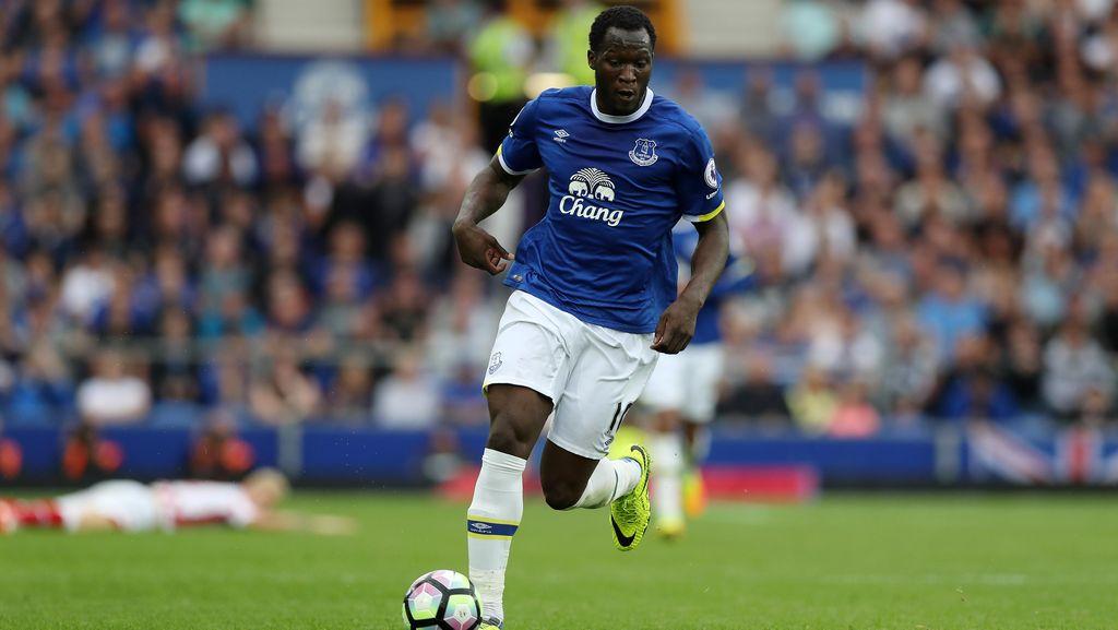 Lukaku Belum Mau ke Italia, Pilih Tetap di Everton ketimbang ke Juve