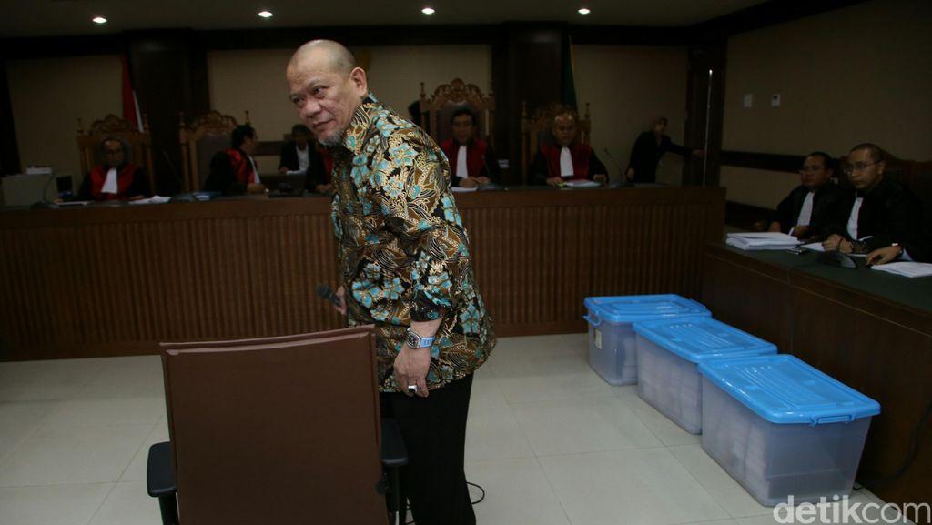 Sidang La Nyalla, Jaksa Cecar Prosedur Pertanggungjawaban Dana Hibah