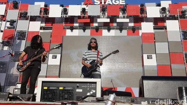 Shaggy Dog Hingga Isyana, Deretan Musisi Lokal di Soundrenalin 2016