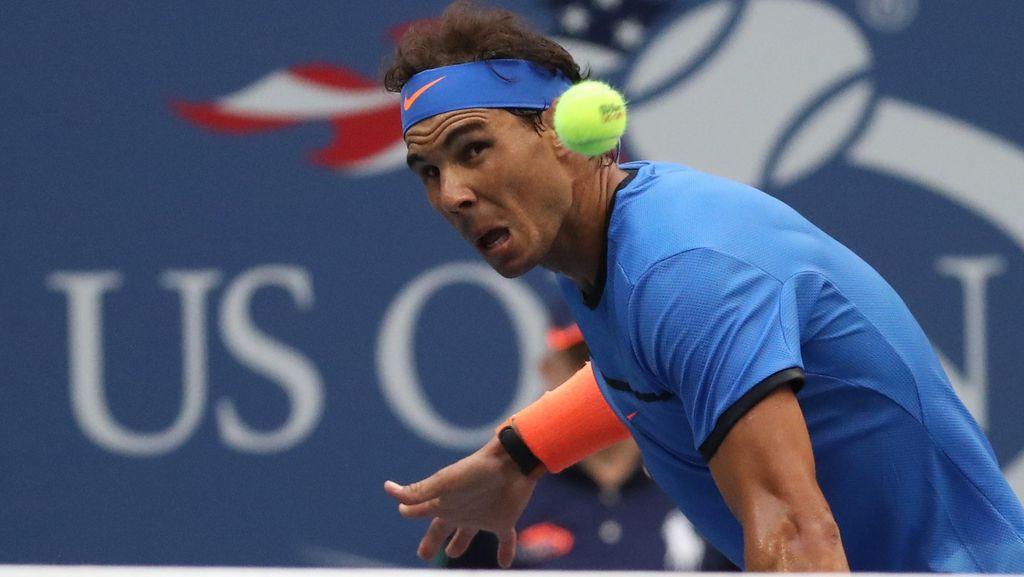 Rafael Nadal Disingkirkan Lucas Pouille