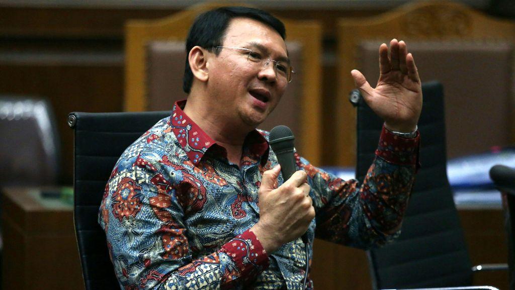 Ahok Sebut Lebih Nyaman Didukung Mega, NasDem: Tak Masalah