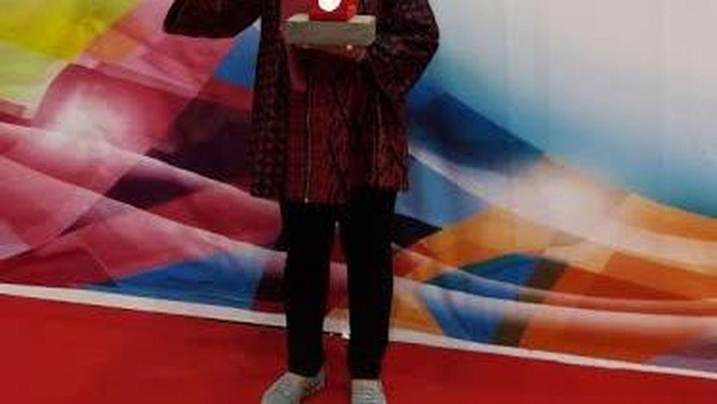 Dosen Teknik Sipil ITS Surabaya Raih Penghargaan Emas di Jepang