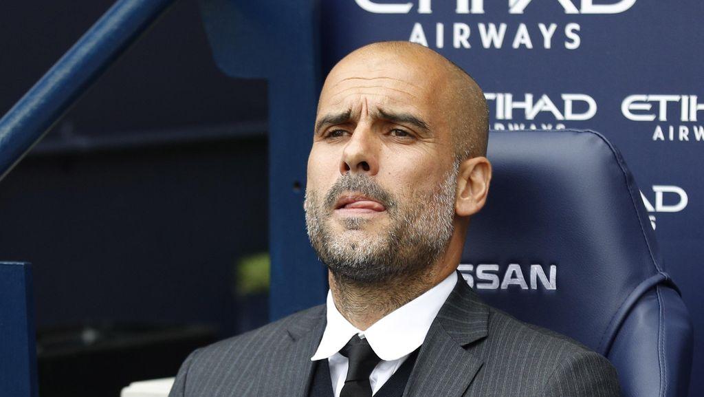 Guardiola Mungkin Lebih Lama di City, Tak Cuma 3 Tahun