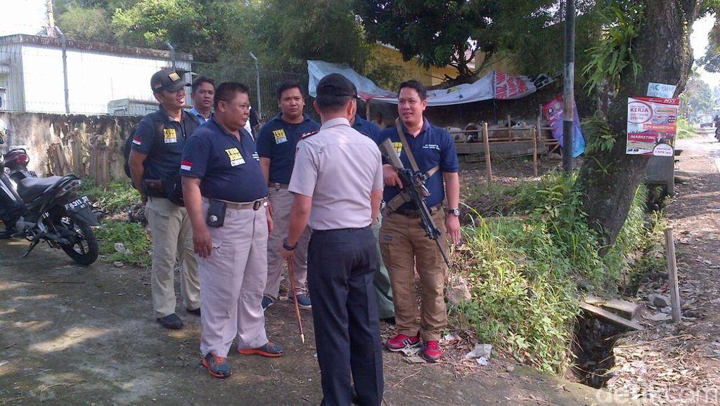 Personel Polda NTB Sudah Tiba di Kediaman Gatot Barajamusti
