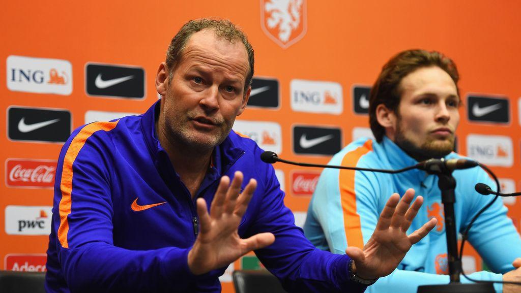 Blind Tak Akan Mundur Kalau Belanda Gagal Atasi Swedia