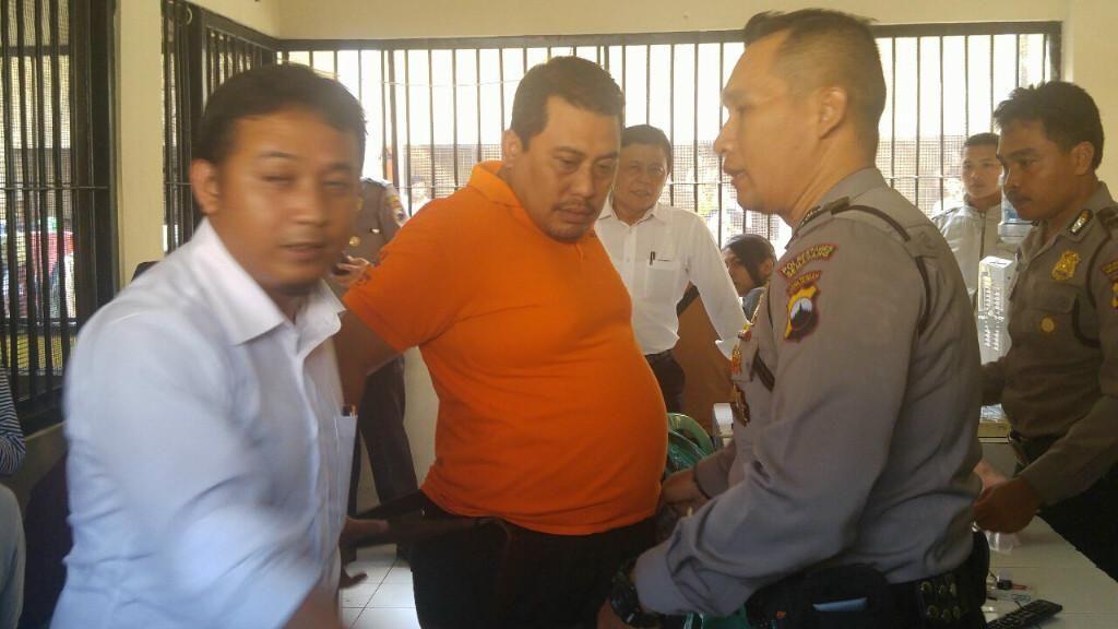 Ketua LSM di Jateng Ditahan Terkait Penggelapan Mobil Rental