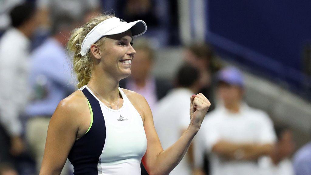 Caroline Wozniacki ke Semifinal AS Terbuka