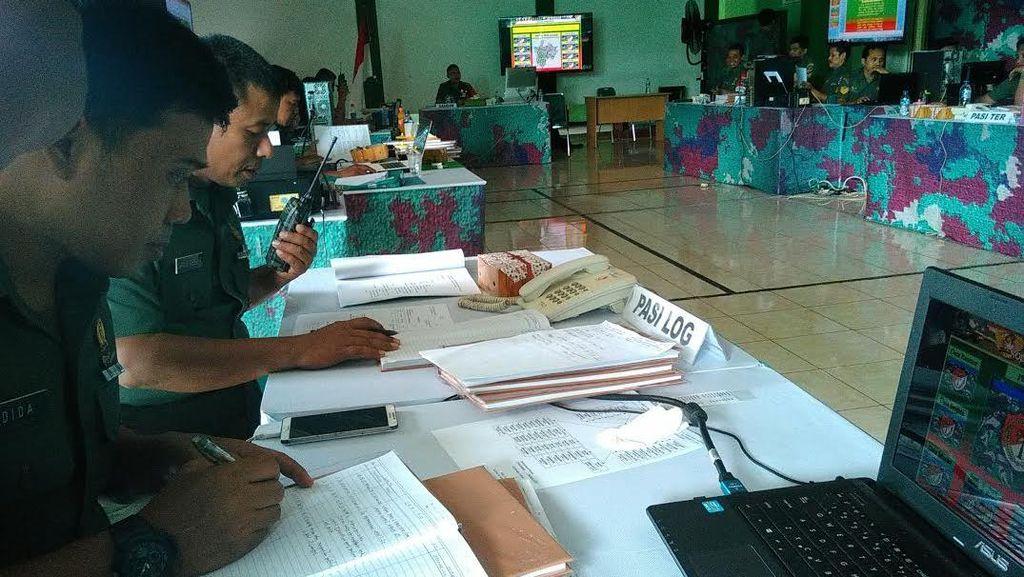 TNI Bangun Posko di Jakarta, Bekasi, dan Depok Antisipasi Rusuh Pilgub DKI