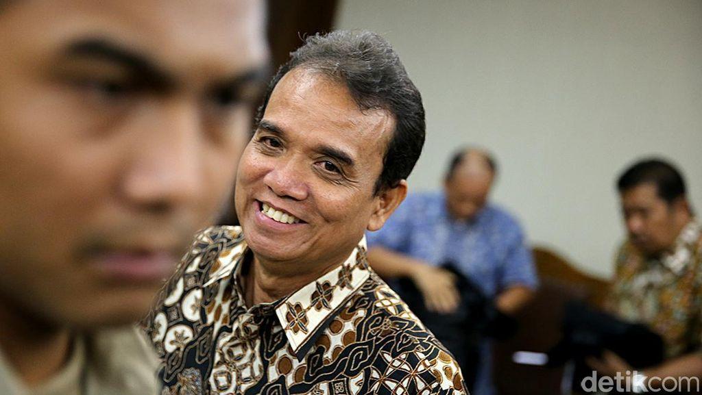 Ditangkap KPK, Panitera PN Jakpus Buru-buru Ajukan Pensiun Dini