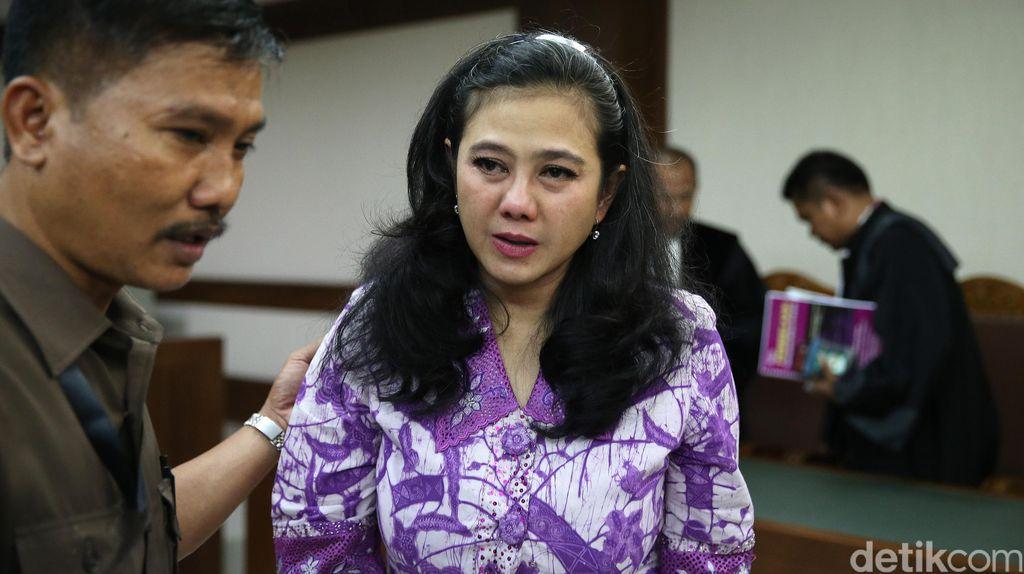 Terbukti Terima Suap, Eks Anggota DPR Damayanti Dibui 4,5 Tahun