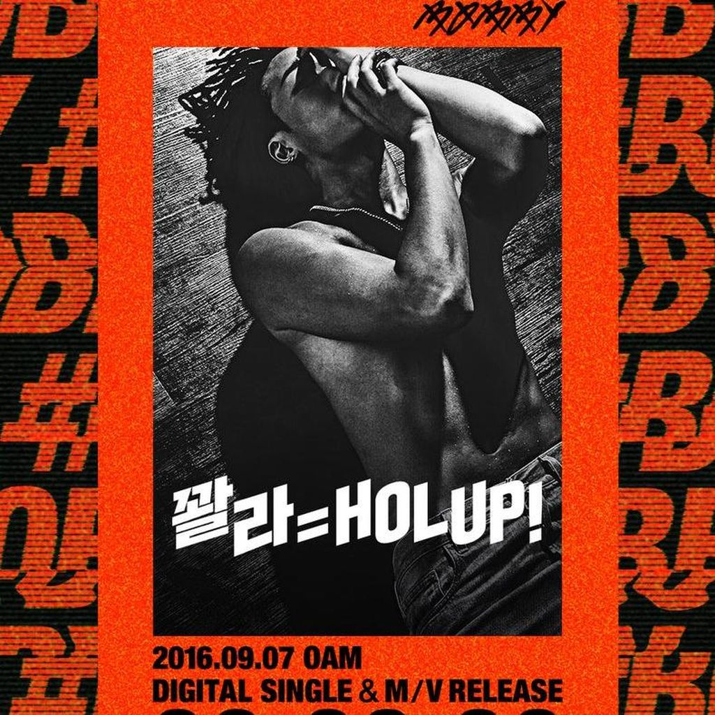 Dance Bareng Bobby iKON Lewat Single HOLUP!