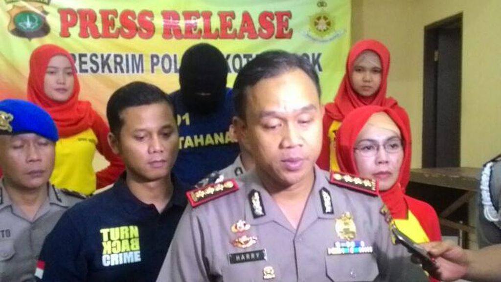 Dor! Polisi Tembak Kaki Pedagang Mainan di Depok yang Cabuli 5 Bocah SMP