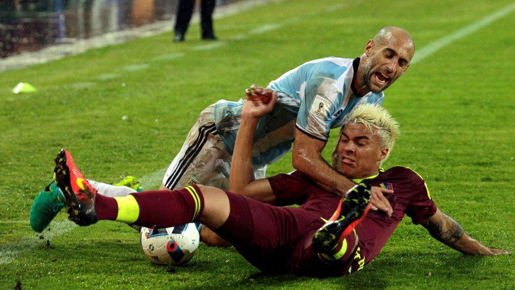 Gol Otamendi Selamatkan Argentina dari Kekalahan