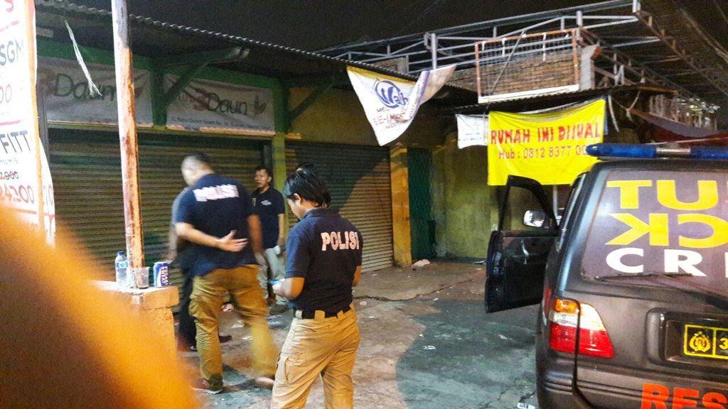 Komplotan Curanmor Tembak Warga di Duren Sawit