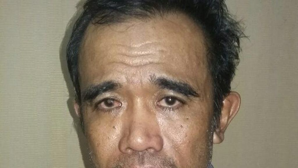 Simpan Sabu di Celana, Eks Anggota Polrestabes Bandung Kembali Masuk Bui