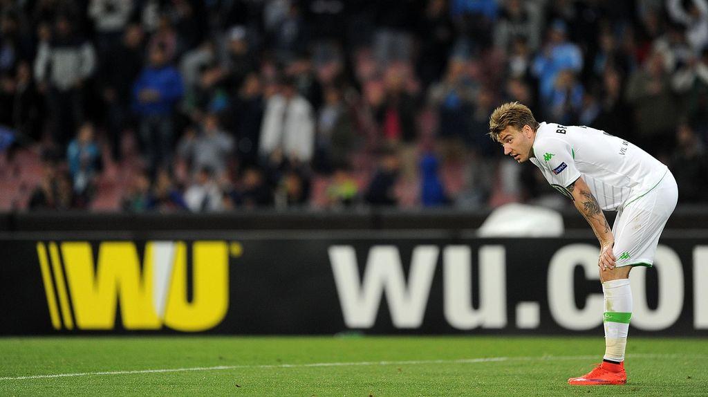 Bersama Forest, Bendtner Ingin Memulai Hidup Baru
