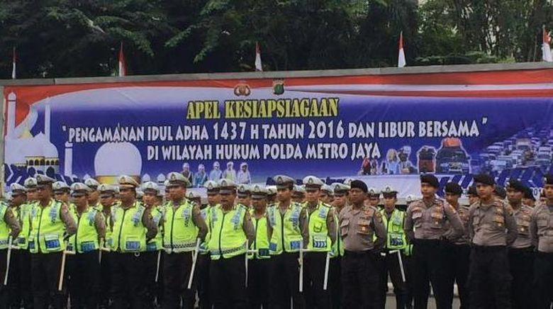 Polisi Siapkan Skenario Antisipasi Macet Jakarta-Brexit di Libur Idul Adha