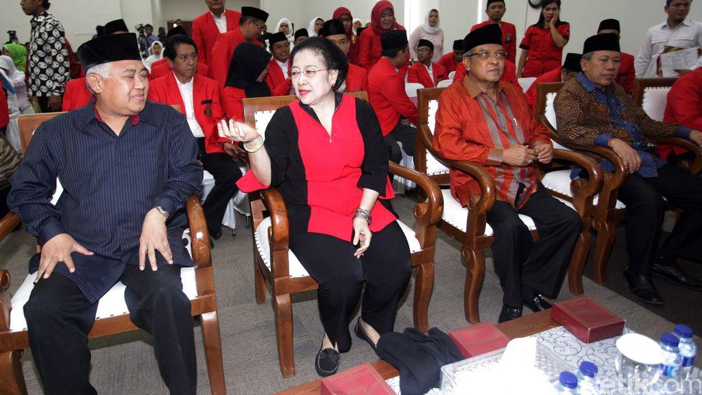 Megawati : Orang Pintar Kok Berjuang Sama ISIS?