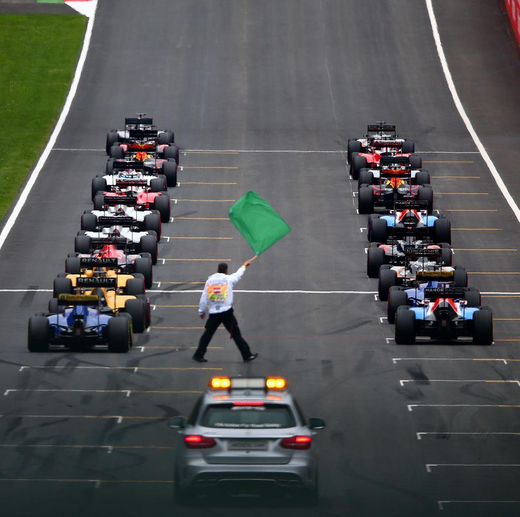 FIA Rilis Kalender Sementara dan Sejumlah Perubahan Peraturan F1 2017