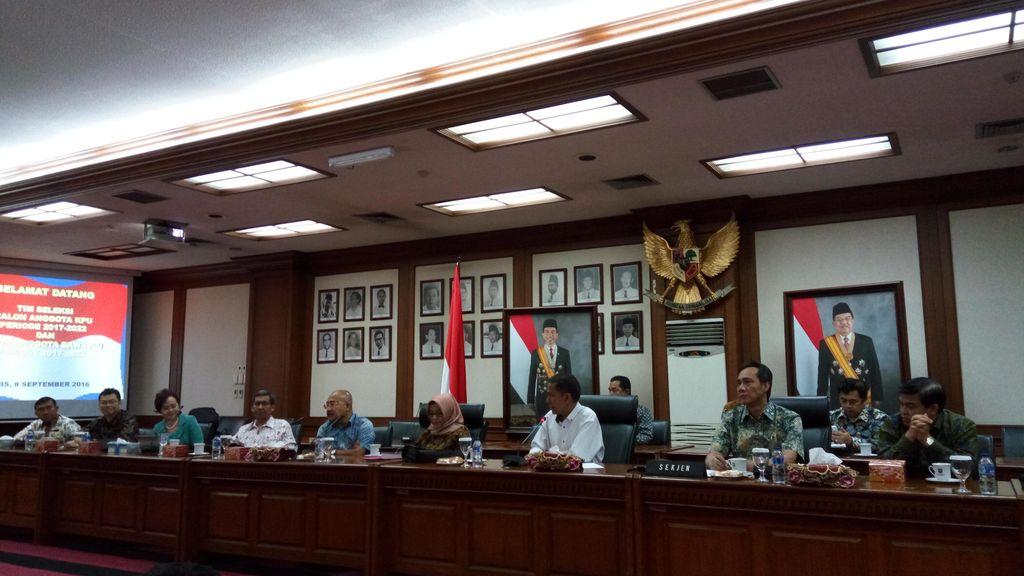 Timsel KPU-Bawaslu Gandeng BIN untuk Telusuri Rekam Jejak Calon