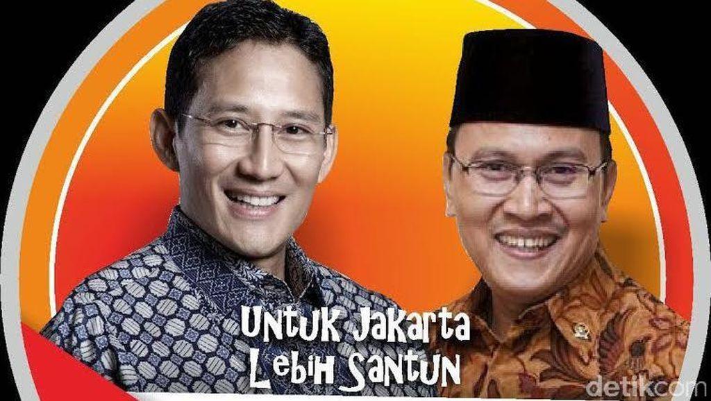 Sandiaga Uno Siap Duet dengan Anies Baswedan, Mardani Pasrahkan Nasibnya ke DPP PKS