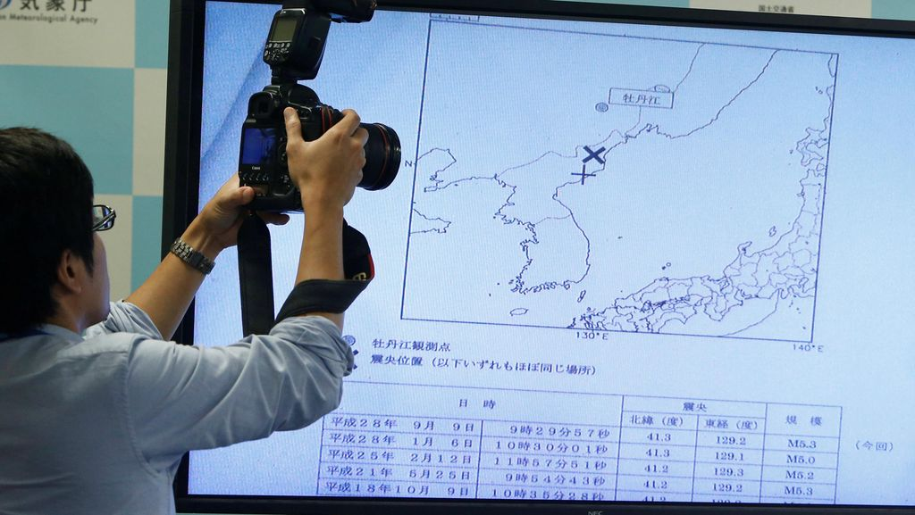 Korut Siap Menggelar Uji Coba Nuklir Selanjutnya