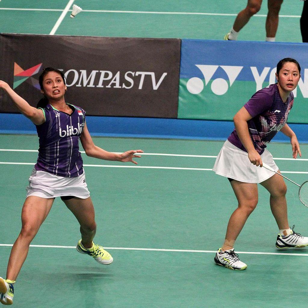Dua Ganda Putri Melaju ke Semifinal