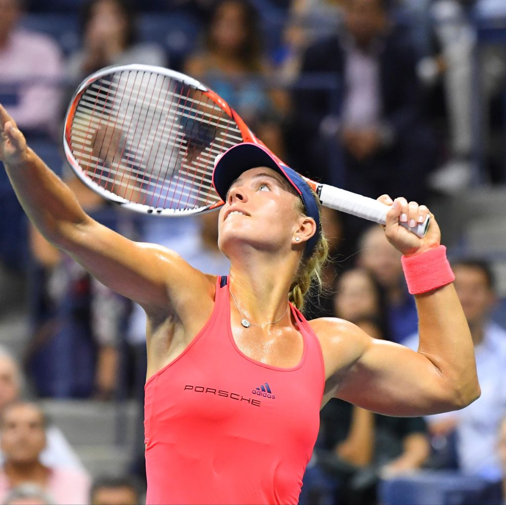 Kerber Lolos ke Final Usai Kalahkan Wozniacki