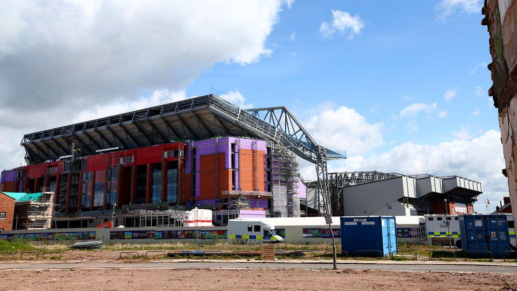 Enggan Diprotes Suporternya Lagi, Liverpool Mungkin Batal Tambah Kapasitas Anfield