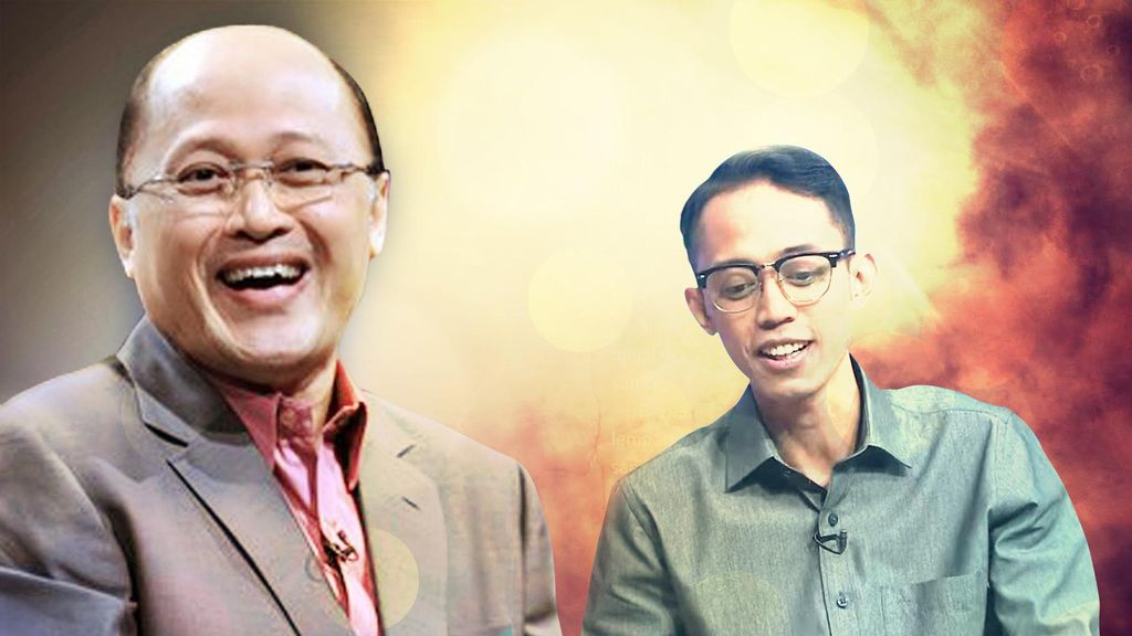 Mario Teguh Bungkam Soal Isu KDRT