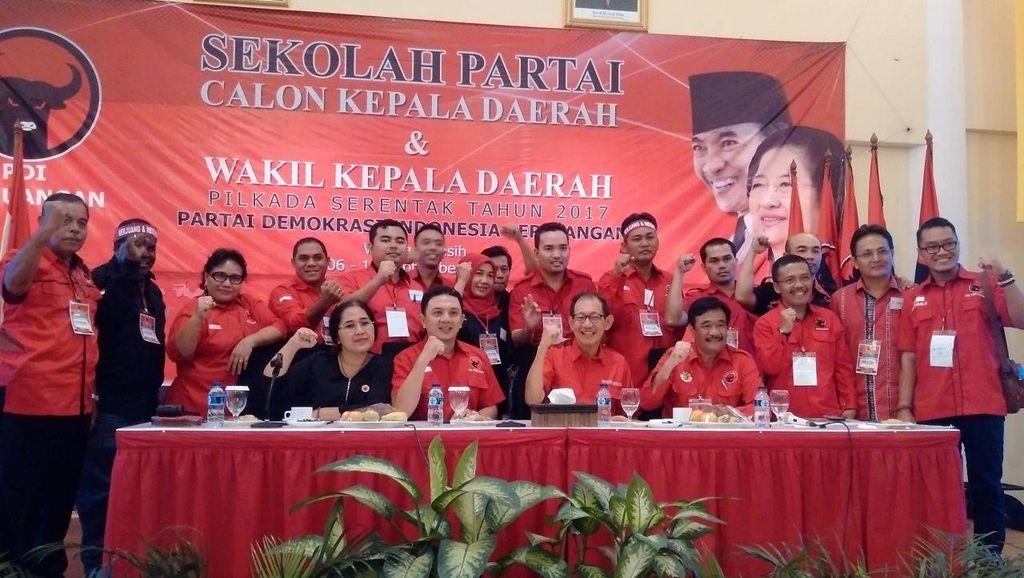 Di Depan Kader PDIP, Hermawan Kartajaya Ungkap Rahasia Menang Pilkada