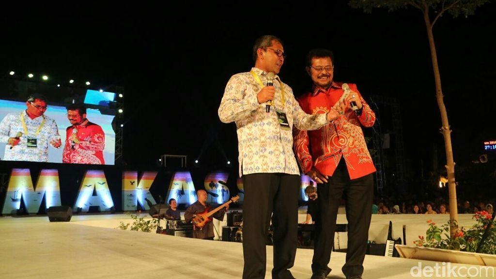 Walikota Makassar Tetapkan 10 Ikon Kuliner di F8: Konro Hingga Pallubasa