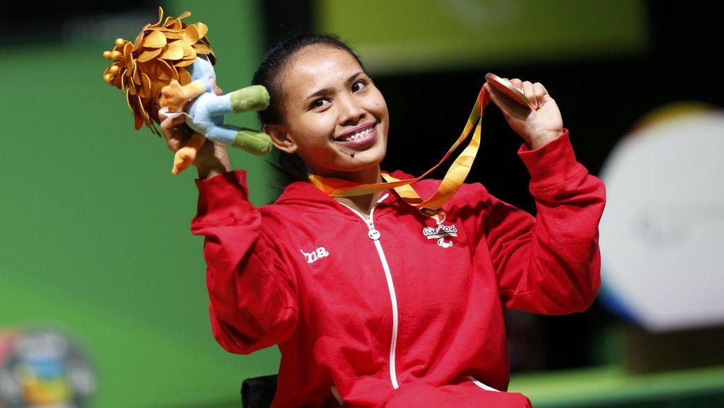 Ni Nengah Widiasih Raih Perunggu di Paralimpiade 2016