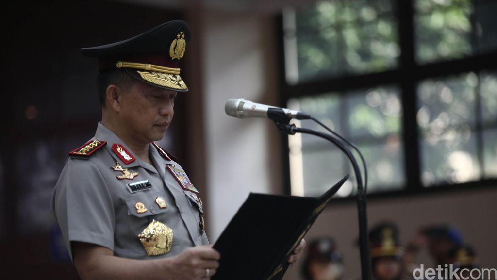 Kapolri Beri Sanksi Pada Dirnarkoba Polda Bali yang Diduga Peras Tersangka
