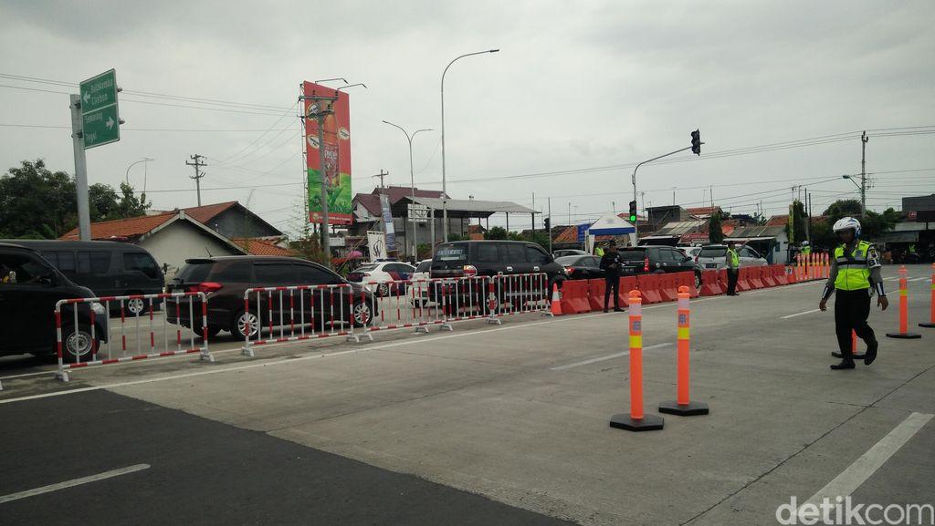 Jalur ke Brebes Saat Libur Idul Adha Tak Seganas Mudik Lebaran, Jakarta-Tegal 6 Jam