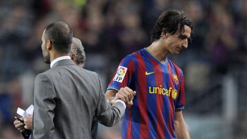 Respek Guardiola untuk Ibrahimovic