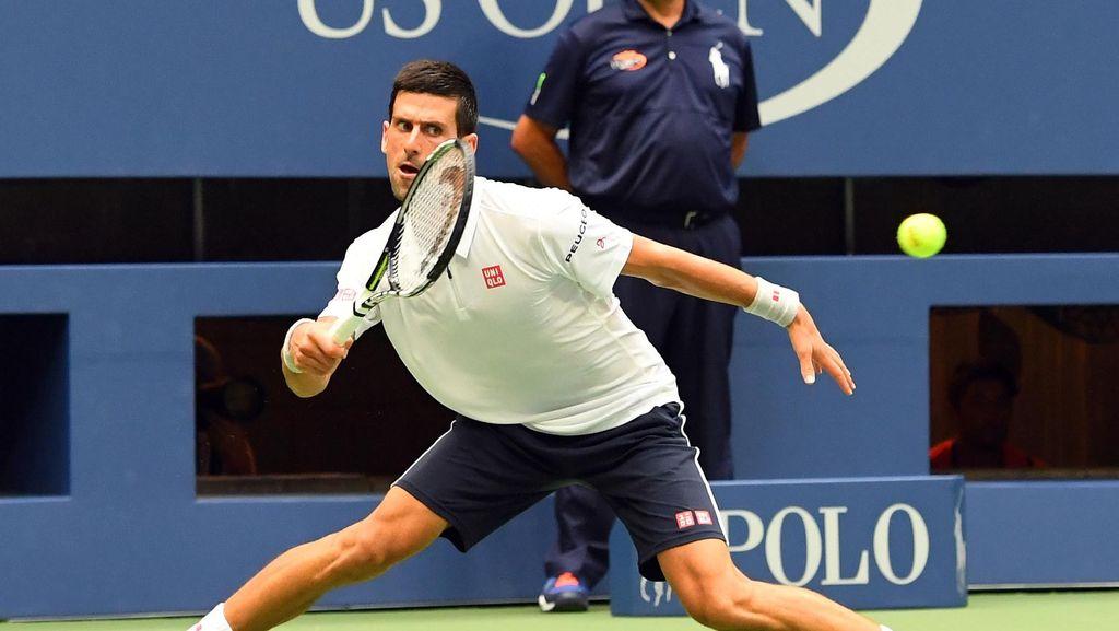 Lewati Monfils, Djokovic Tampil di Final