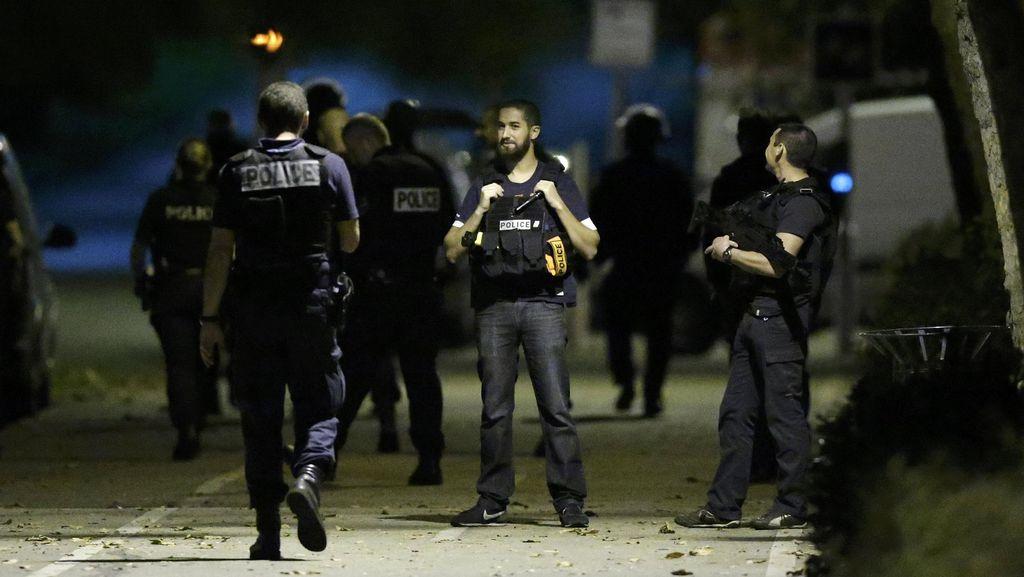 Rencana Teror ISIS di Paris Digagalkan, 3 Wanita Ditangkap
