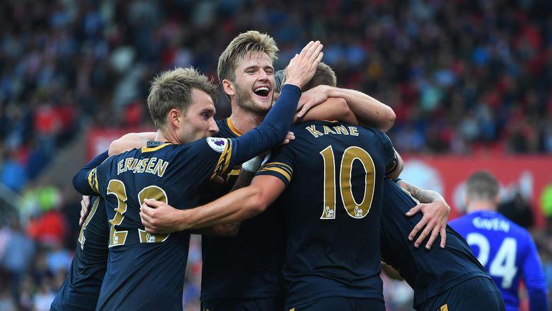 Tottenham Hajar Stoke 4-0