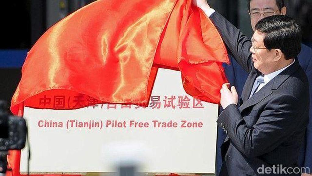 Walikota Tianjin China Diperiksa Terkait Dugaan Korupsi