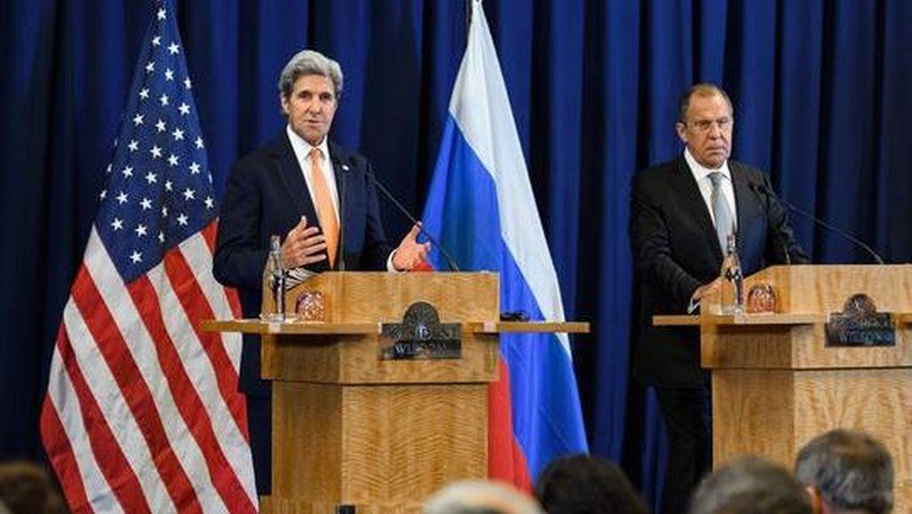 AS dan Rusia Sepakati Gencatan Senjata di Suriah