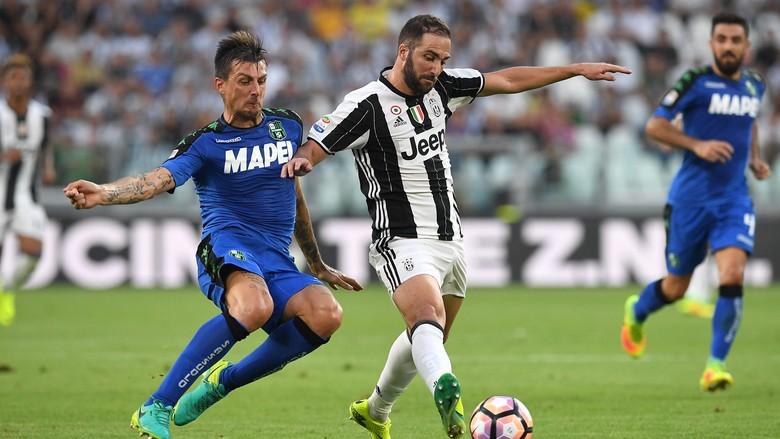 Juventus Mempertahankan Kemenangannya